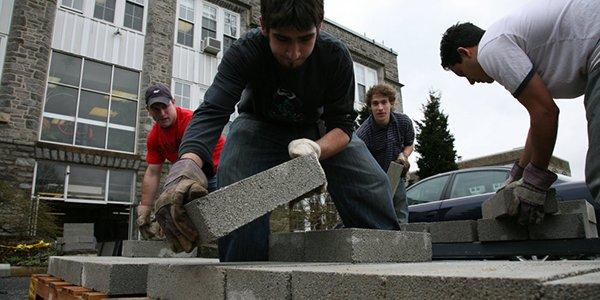 Professor Siddiqui Bridget building project