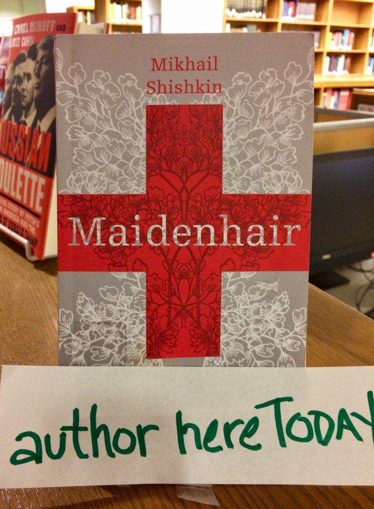Mikhail Shishkin's book Maidenhair