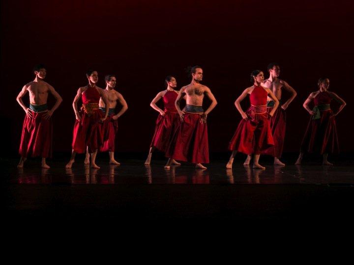 KunYang Lin's Dancers
