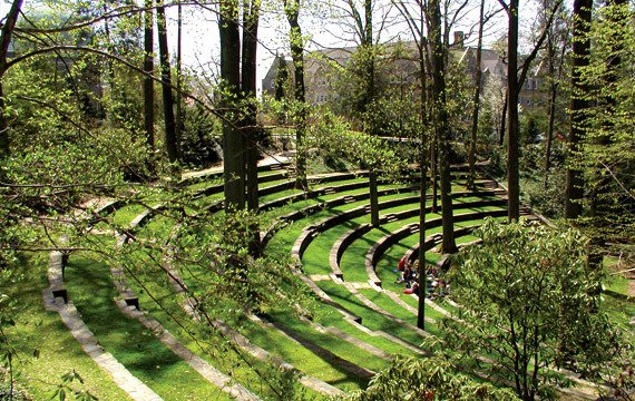 Scott Outdoor Amphitheater