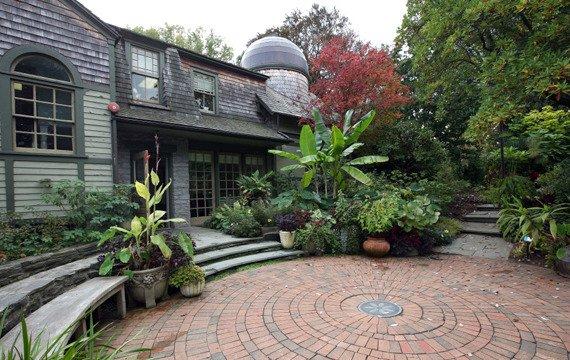 Scott Arboretum offices in Cunningham House