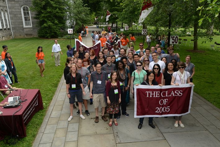Alumni Weekend 2015