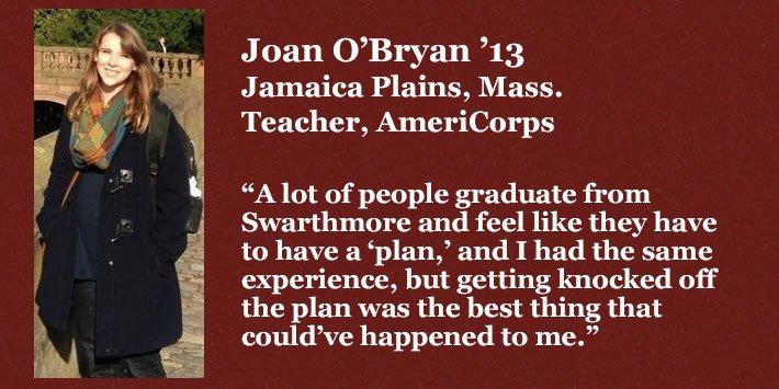 Joan O'Bryan '13