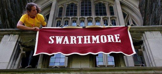 swarthmore banner