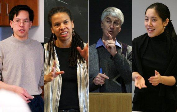 Steve C. Wang, Yvonne Chireau, Philip Weinstein, Tomoko Sakomura