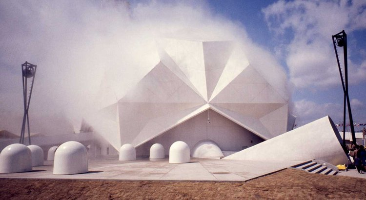 Experiments in Art & Technology, Pepsi Pavilion for the Expo '70, 1970