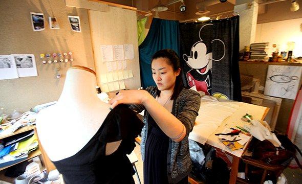 Jia Kim Senior Exhibition
