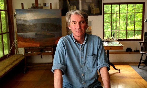 Teacher-Artist Randall Exon Lets His Imagination Be His Guide