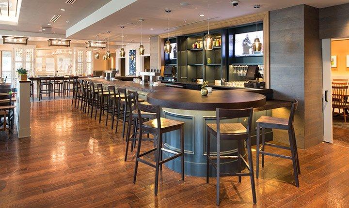 Broad Table Tavern interior