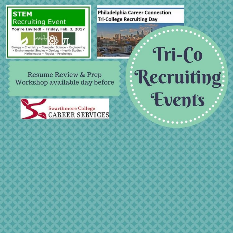 Tri-Co Recruiting STEM and Career Connection Philly Image