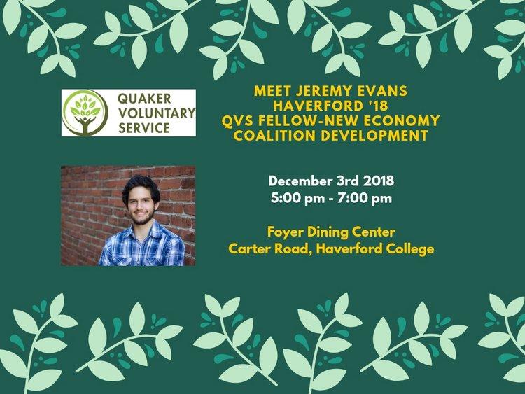 Quaker Voluntary Service