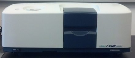Jasco P 2000 Polarimeter
