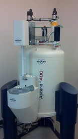 Bruker Ascend 400Mhz NMR with autosampler