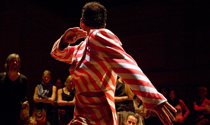 Center, Gravity, Rhythm: Global Forces in Dancemaking