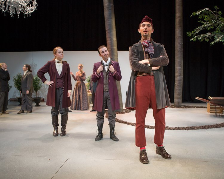 Scene from As You Like It