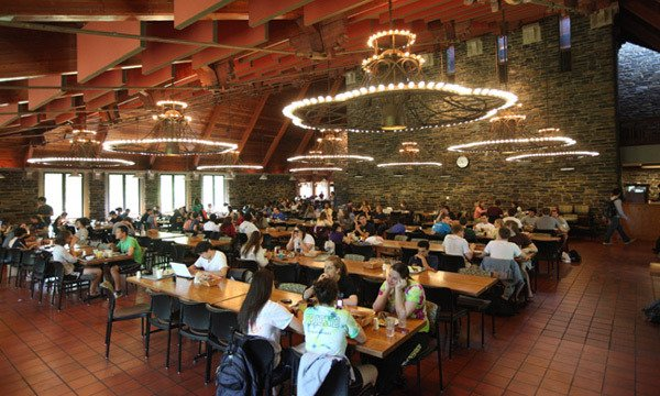 Dining services swarthmore college for U of t dining hall