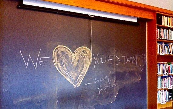 love for educational studies