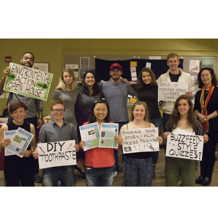 Capstone:Environmental Communication Hope and Action