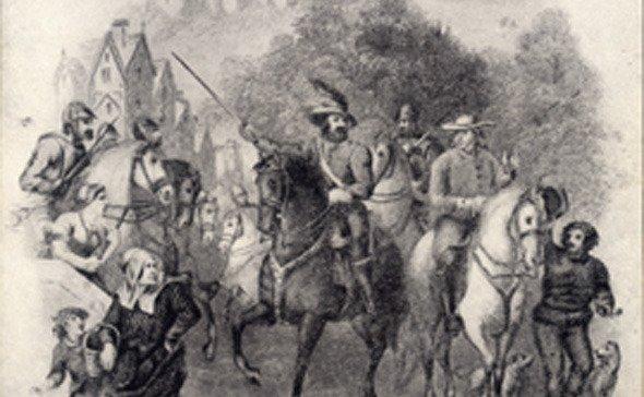 Image of Robert Barclay of Ury