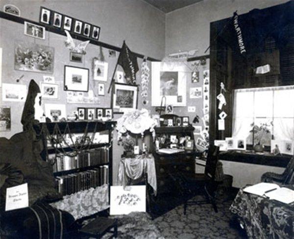 Room in Parrish, 19th century