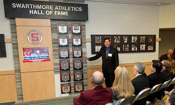 public unveiling of the Hall of the Fame