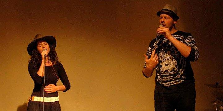 Audrey Pernell '04 and Andrés Zará