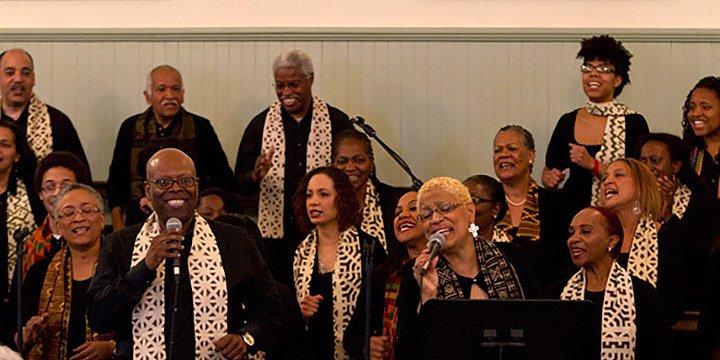 Swarthmore College Alumni Gospel Choir