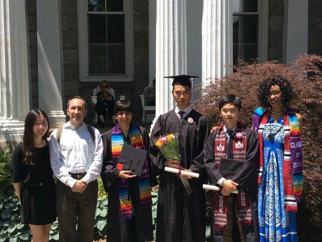 2015 Graduates in Japanese