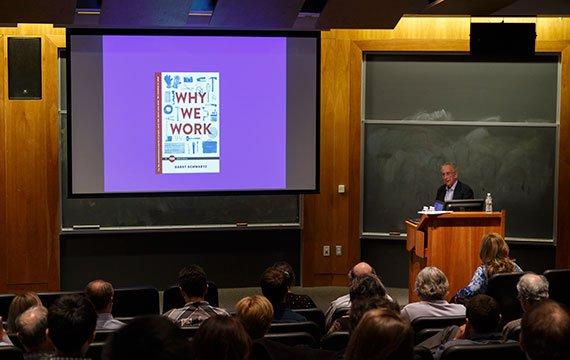Barry Schwartz lecture