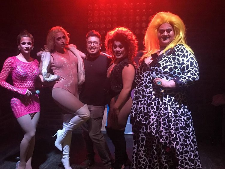 Annual Drag Show: Parrish Is Burning