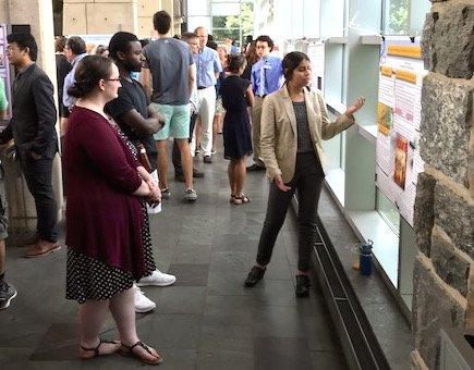 danielle ledford Summer Scholars Poster Session