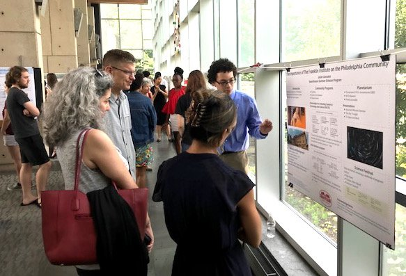 phil everson Summer Scholars Poster Session