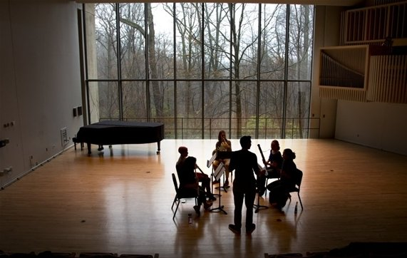Chamber music coaching