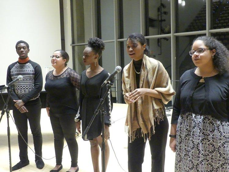 Swarthmore College Gospel Choir