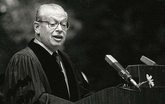 Eugene Lang