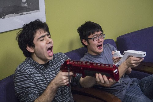 Video Game Extravaganza -  Photo by Martin Froger-Silva '16