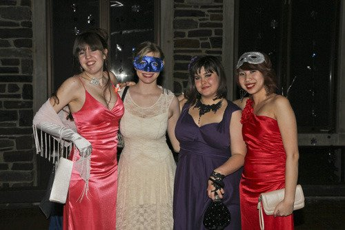 2013 Winter Masquerade Ball  - Photo by Elena Ruyter '14