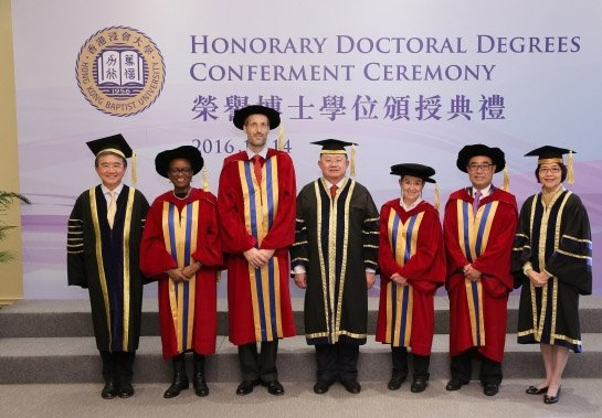 President Valerie Smith Receives Honorary Degree