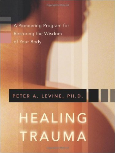 Healing Trauma: A Pioneering Program for Restoring the Wisdom of your Body Book Cover
