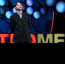 Andrew Solomon giving a TED Talk