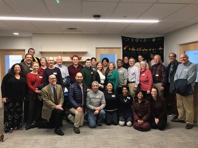 Photo of the Alumni Council