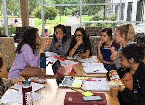 The Biology Academic Program :: Biology :: Swarthmore College