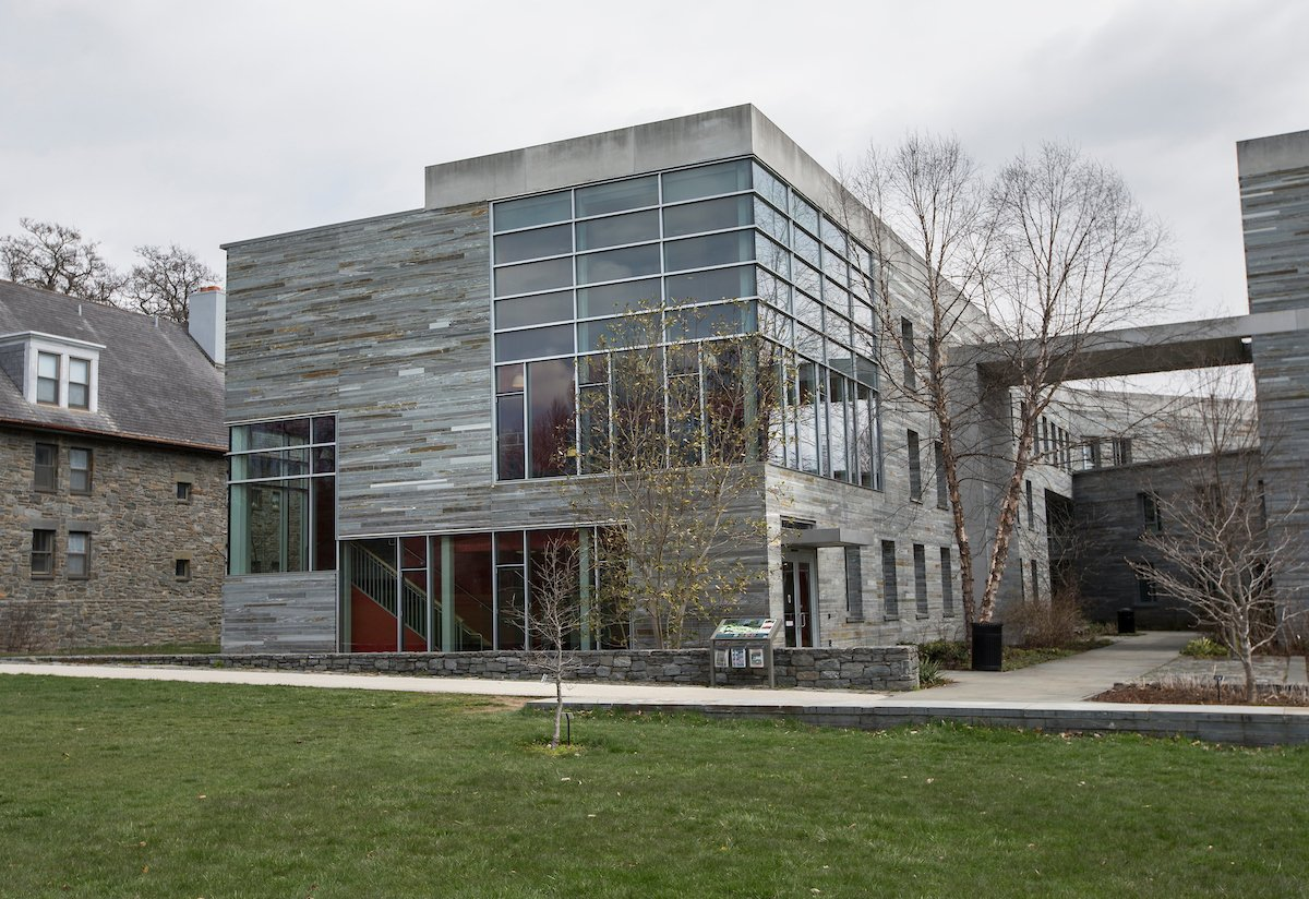 David Kemp Hall exterior