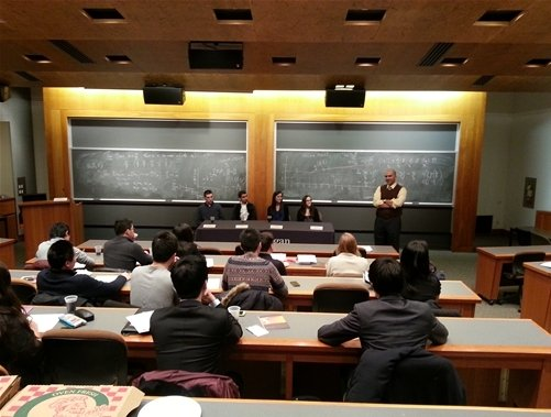 JP Morgan Info Session