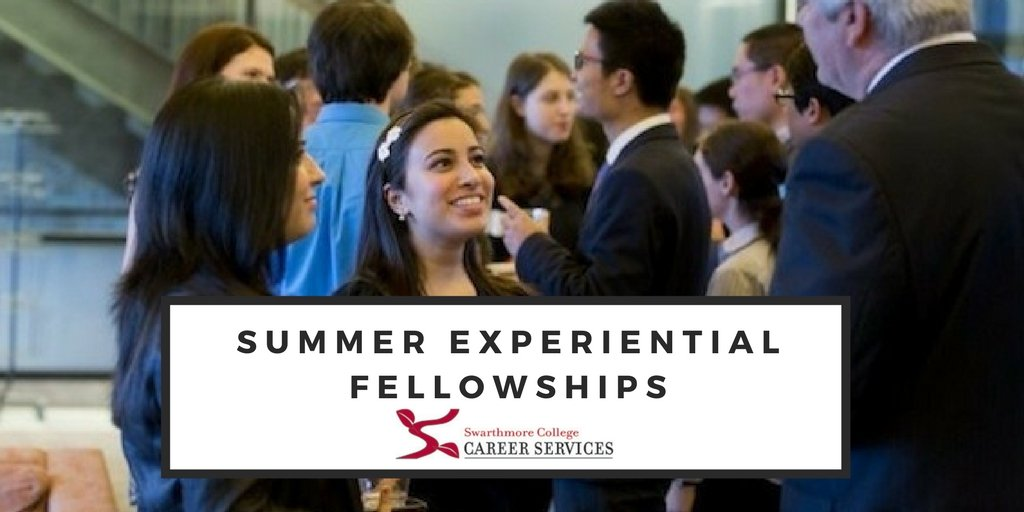 Summer Experiential Fellowships