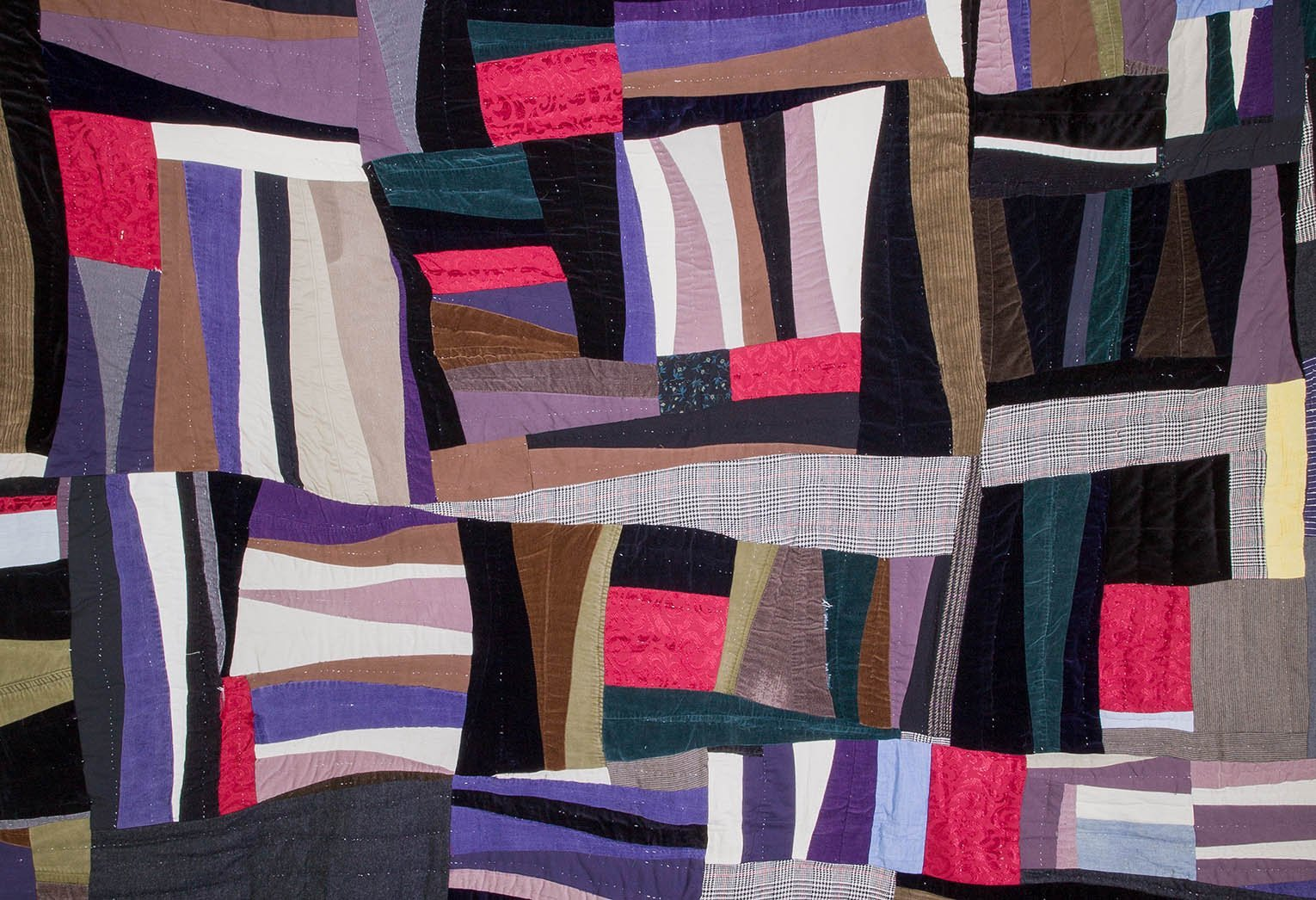 Mary Lee Bendolph and the Quilts of Gee's Bend