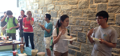 Chemistry Ice Cream Social 9 9 2014