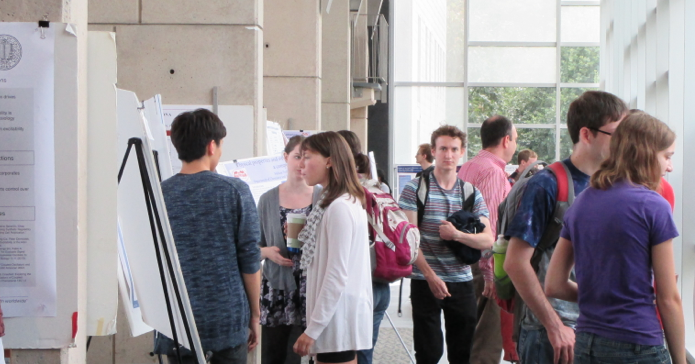 Sigma Xi Poster Session 9/2014
