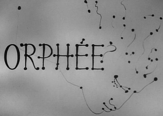 Orphee title