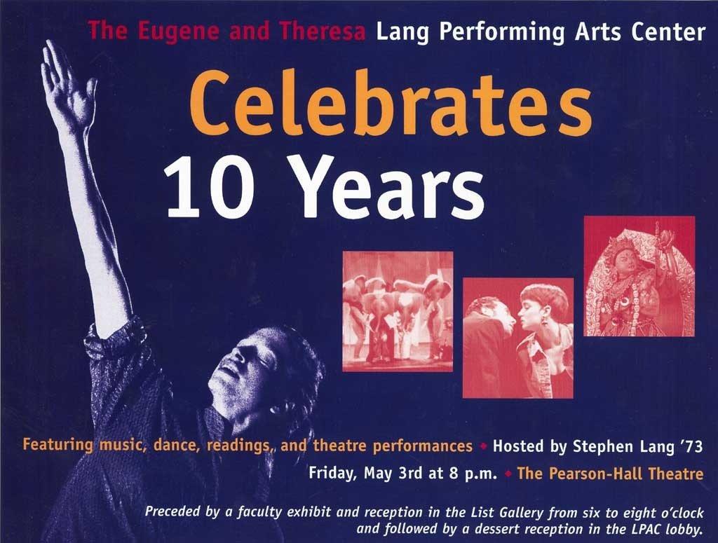 LPAC 10th Anniversary Gala